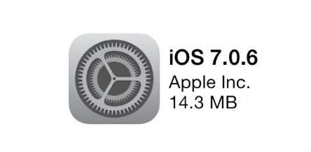 iOS 7.0.6 Apple
