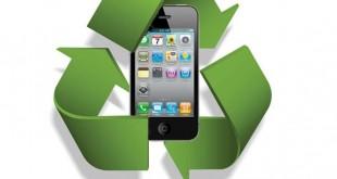 Réutilisation et recyclage iPhone et Mac