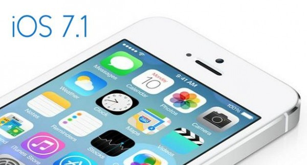 iOS 7.1 bientôt disponible sur iPhone