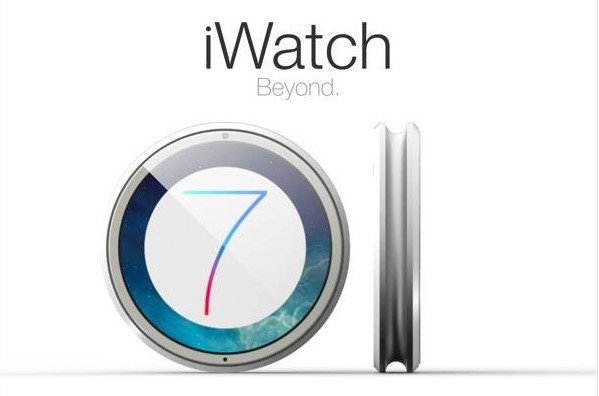 concept iWatch Beyond