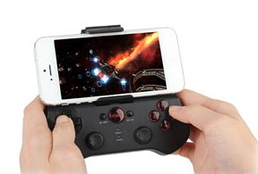 manette de jeux bluetooth type iCade - Info iDevice