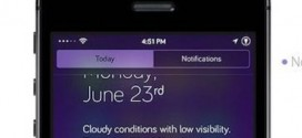 Notific8 : le centre de notifications iOS 8 sur iOS 7.x