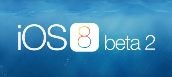 ios 8 beta 2 Apple