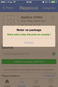 AppSync Unified Repoleak