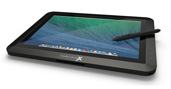 Modbook annonce le Modbook Pro X 15 pouces basé sur le MacBook Pro