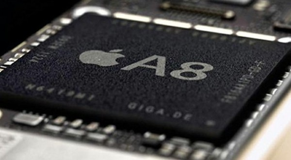 processeur A8 Apple iPhone 6