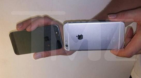 Déballage iPhone 6 en avant première ?
