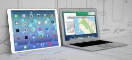 Apple prépare un iPad 13 pouces pour 2015
