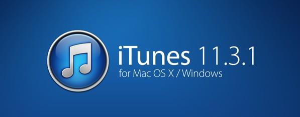 iTunes 11.3.1 pour Mac et Windows