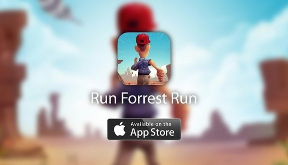 run forrest run disponible sur App Store