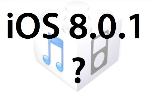 Apple retire ios 8.0.1