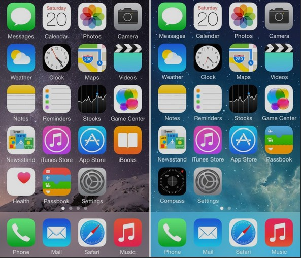 downgrade ios 8 à ios 7.1.2