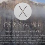 OS X Yosemite GM