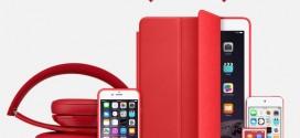 Apple RED : nouvelle campagne pour la lutte contre le sida