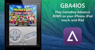 gba4ios comaptible ios 8.1 sans jailbreak