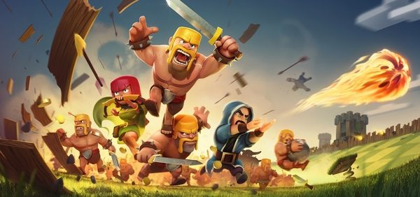 clash of clans-infoidevice