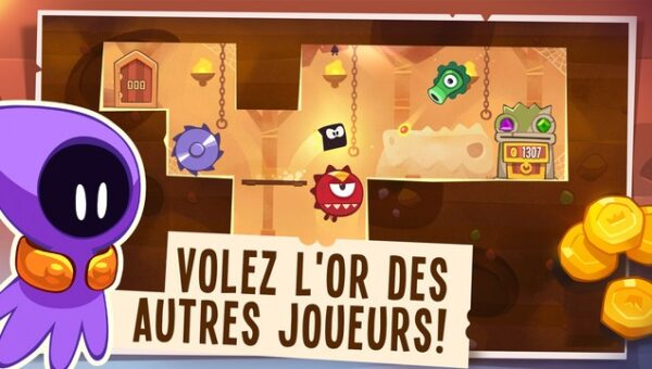 King of Thieves pour ios et android-infoidevice