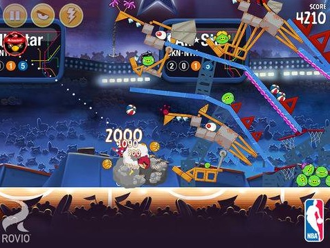 Angry birds seasons disponible gratuitement et passe en version 5 info idevice - Telecharger angry bird gratuit ...
