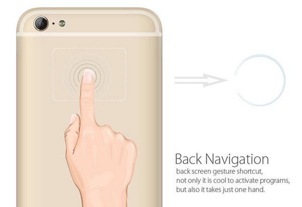 back navigation blackview ultra-infoidevice