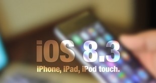 ios 8.3 Apple-infoidevice
