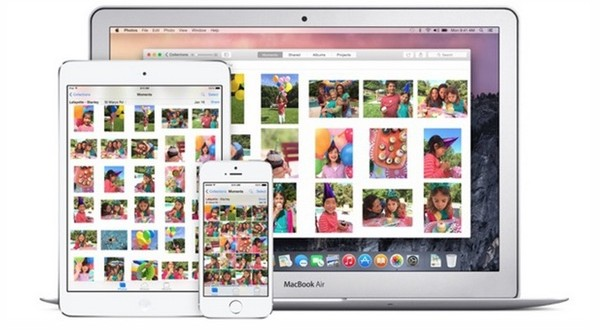 os x 10.10.3 application photos-infoidevice