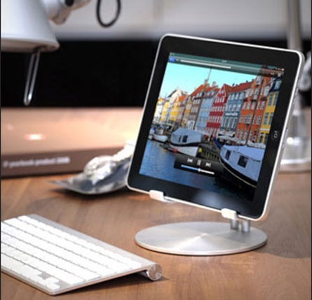 support bureau pour ipad-infoidevice