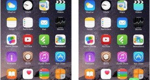 tweak harbor cydia- dock os x pour ios-infoidevice
