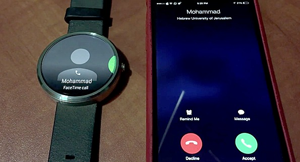 android wear compatible iphone-infoidevice