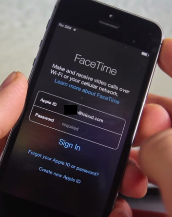 bypass activation crash facetime-infoidevice