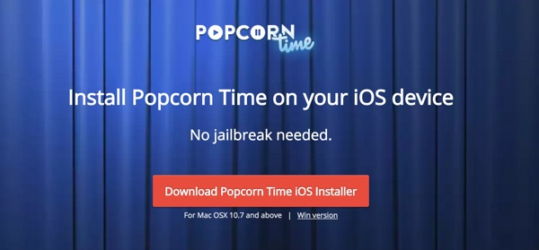 installer popcorn time ios mac windows-infoidevice