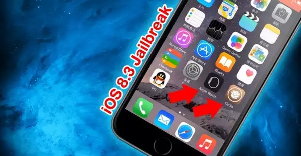 jailbreak ios 8.3 iphone 6-infoidevice