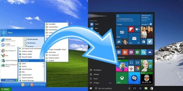 passer de windows xp a windows 10 gratuitement-infoidevice