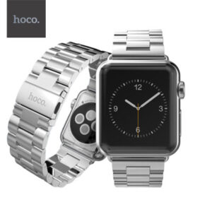 Bracelet Apple Watch Stainless Acier Hoco-infoidevice