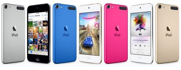 nouvel ipod touch 6G 2015