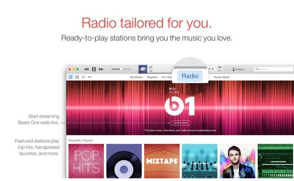 radio itunes-infoidevice