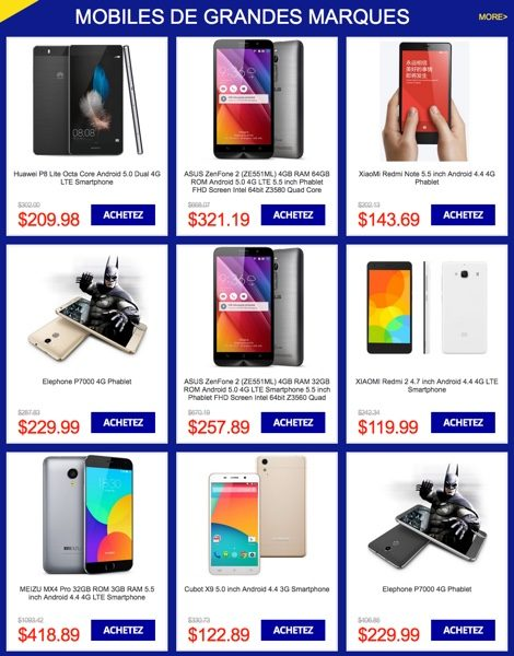 achat smartphones sur gearbest-infoidevice