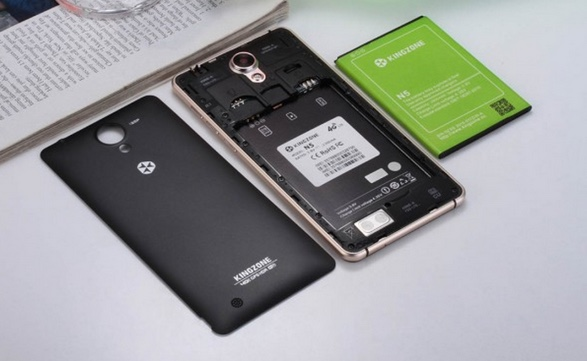 batterie amovible kingzone n5-infoidevice