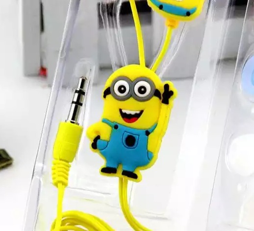 gagner ecouteurs minion-infoidevice