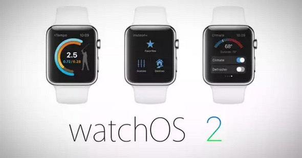 watchos 2-infoidevice