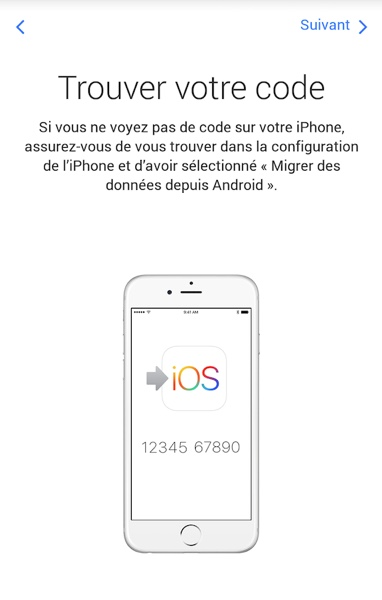 android move to ios-infoidevice