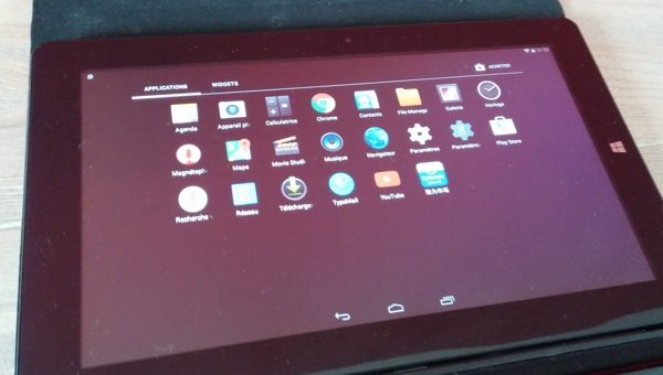 applications android chuwi vi10-infoidevice