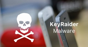 trouver et suprimer malware keyraider-infoidevice
