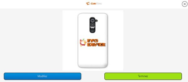 coque personnalisee infoidevice par cokitec