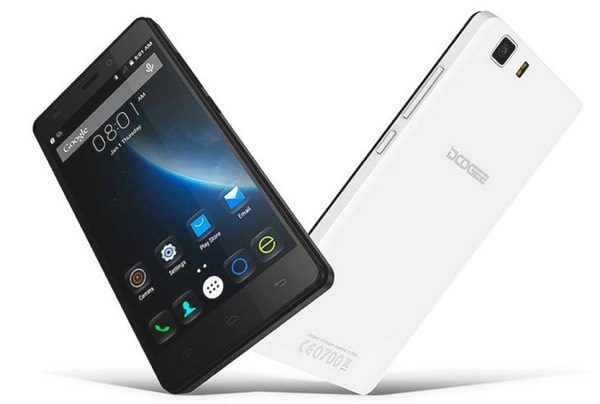 doogee x5 pro black white-infoidevice