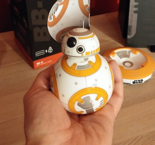 taille du bb-8 shero-infoidevice