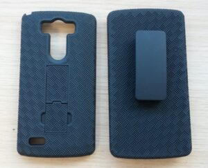 Test coque lg g3 Encase Tough holster-infoidevice