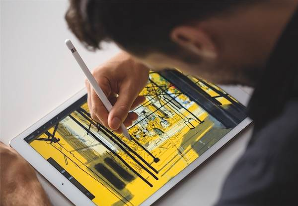 ipad pro et apple pencil-infoidevice