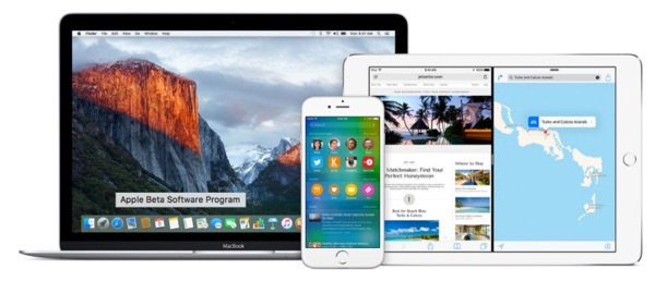 Apple osx ios beta software program-infoidevice