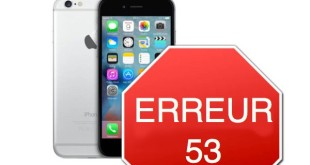 reparer erreur 53 ios 9.2.1 build 13D20-infoidevice copie