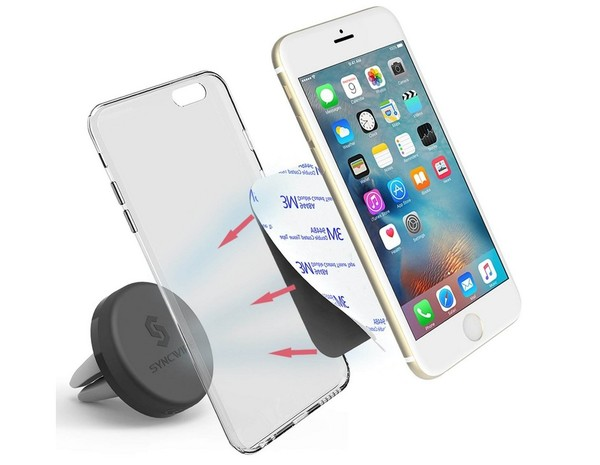 test support t l phone magn tique syncwire info idevice. Black Bedroom Furniture Sets. Home Design Ideas